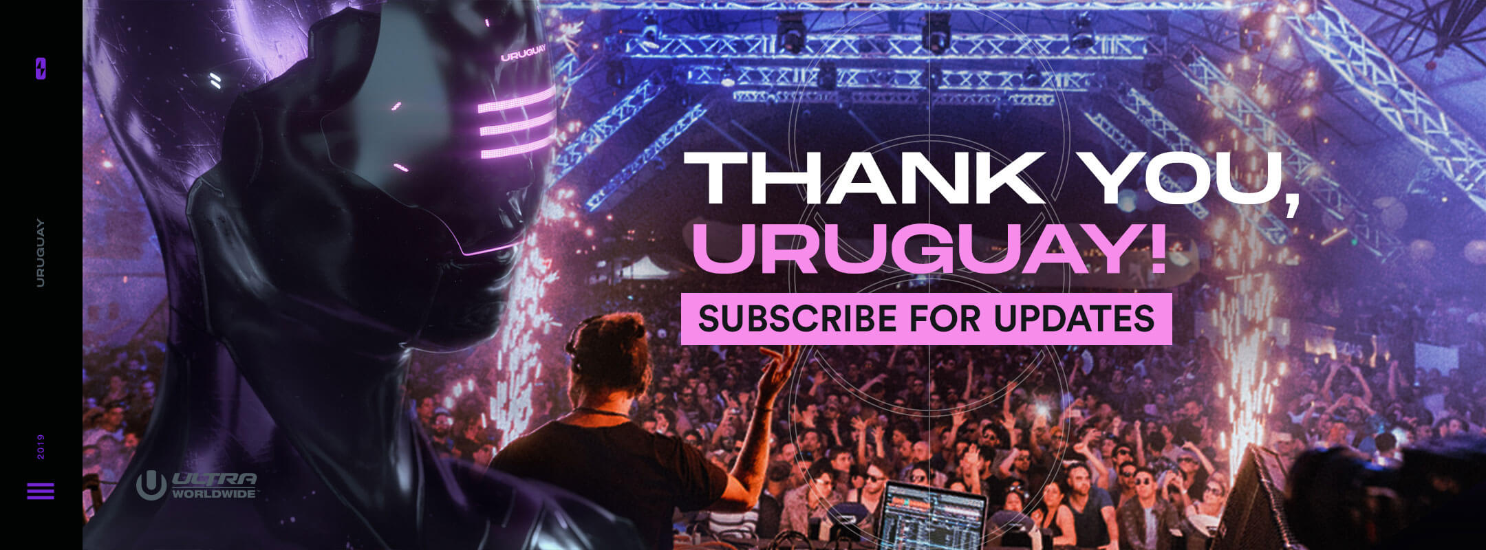 Subscribe for Updates for RESISTANCE Uruguay