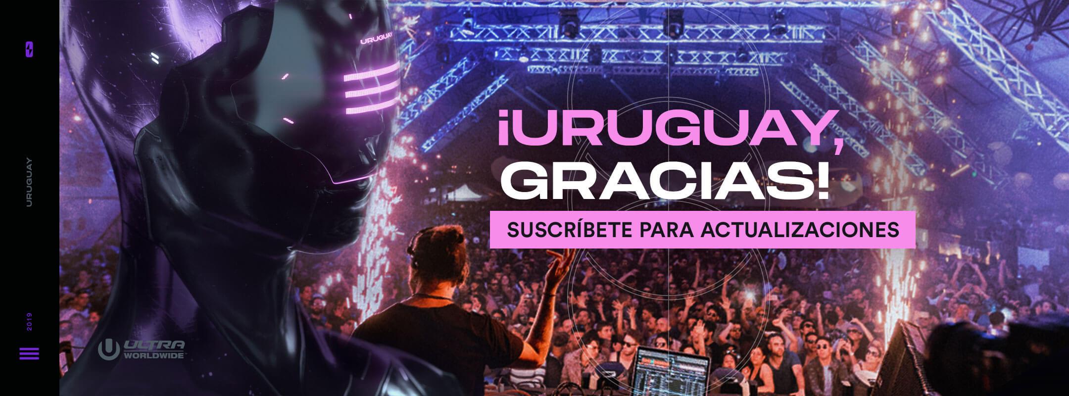 Recibe actualizaciones de  RESISTANCE Uruguay